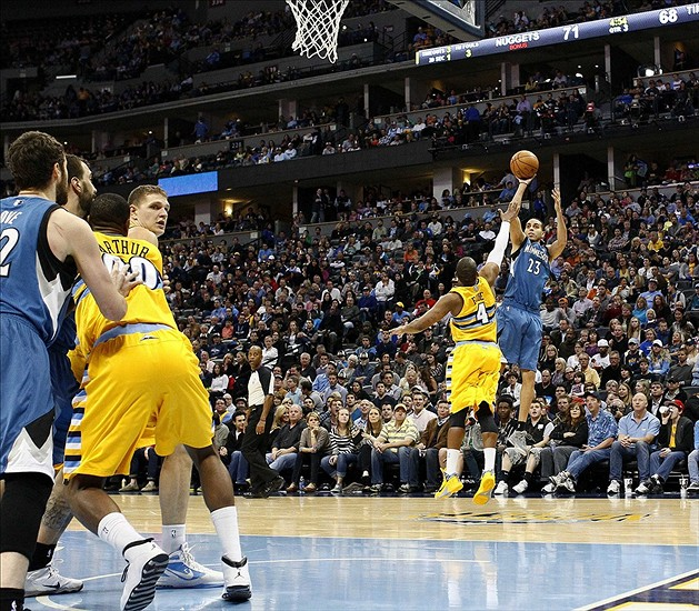 Nuggets Lose: Minnesota Timberwolves Lose Close Game To Denver Nuggets