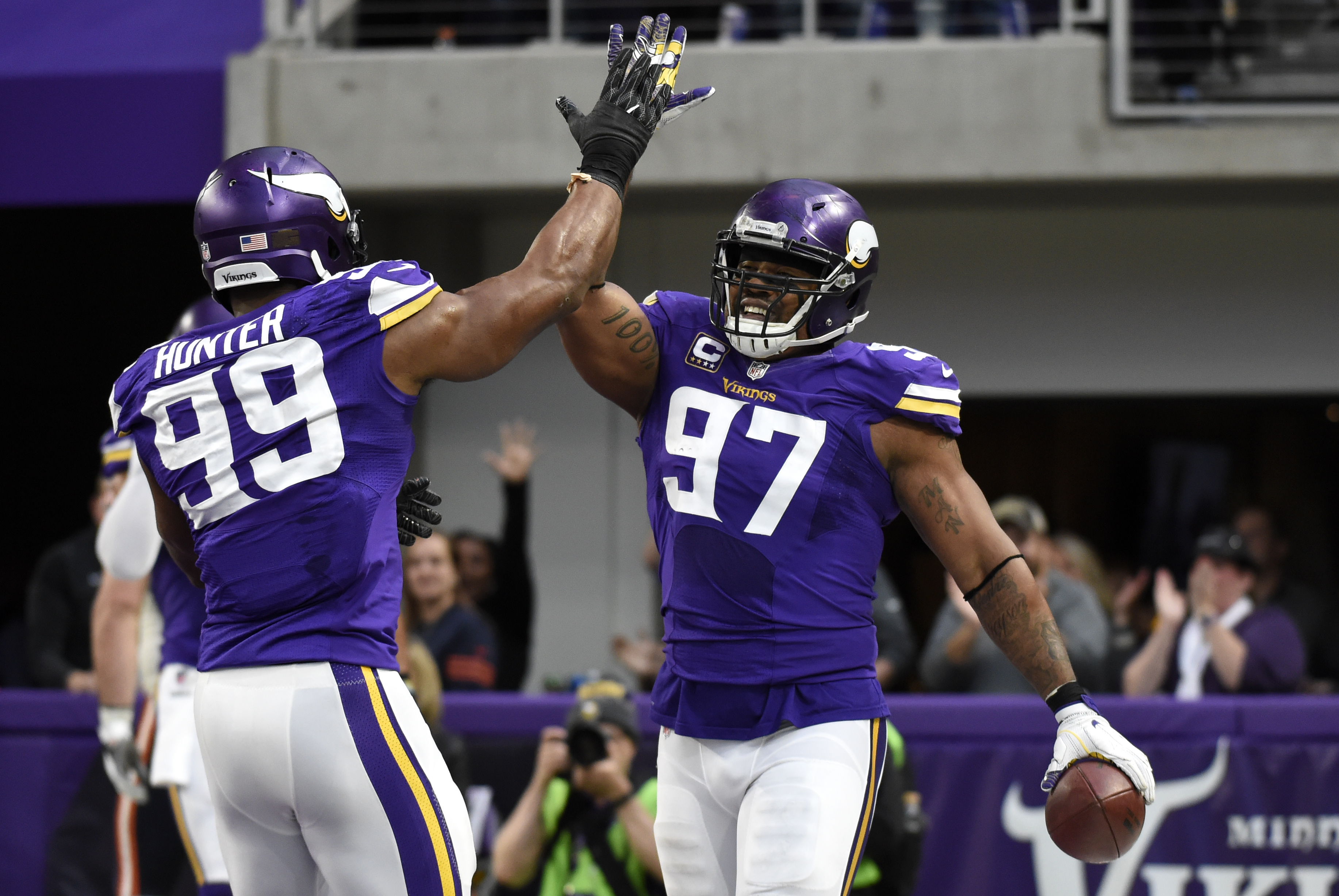 Updated Vikings roster prediction after first preseason game Page 7